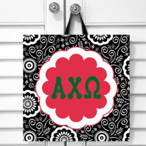 Alpha Chi Omega Quote Note Cards