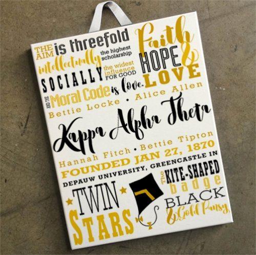 Kappa Alpha Theta – Sorority Girl Store